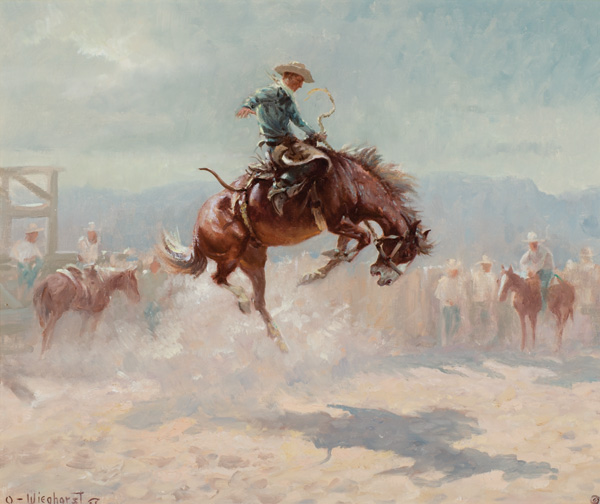 Rising And Soaring The Western Art Auction Market Today