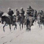 Frederic Remington, Thirty Below and a 