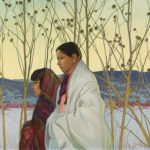 E.M. Hennings, Homeward Bound (1933-34), oil on canvas. Smithsonian American Art Museum, Transfer from the U.S. Department of Labor.