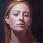 John Philbin Dolan, Jill, pastel, 14 x 11.