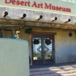 Desert Art Museum, Exterior.