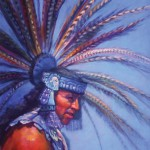 Diane Rappisi, Feathers, Pastel, 24 x 18.