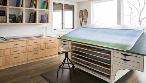Artists' Studios | Julie Hansen