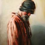 Bradford J. Salamon, William Wray, oil, 20 x 16.