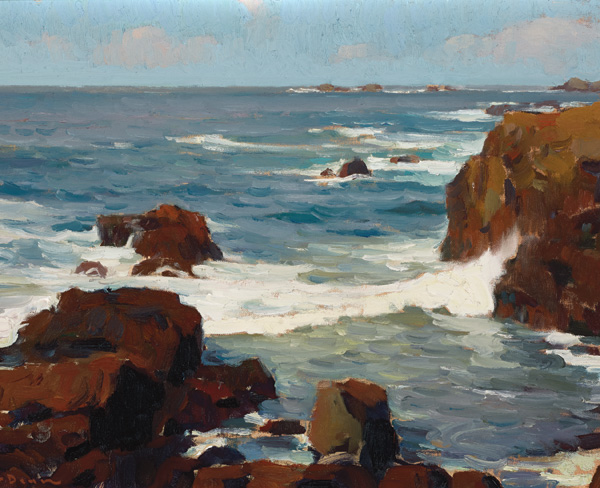 Glenn Dean, After the Storm, oil, 16 x 20
