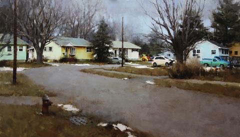 Mark Boedges | At Home in Plein Air