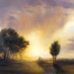Suzanne Wiggin, Kristina, oil, 24 x 30.