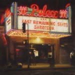 Nancy Popenoe, Palace Theater, pastel, 10 x 10.