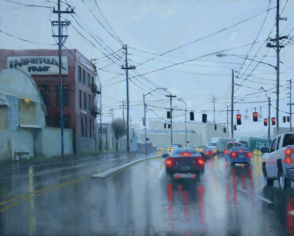 Who'll Stop the Rain by Jennifer Diehl.