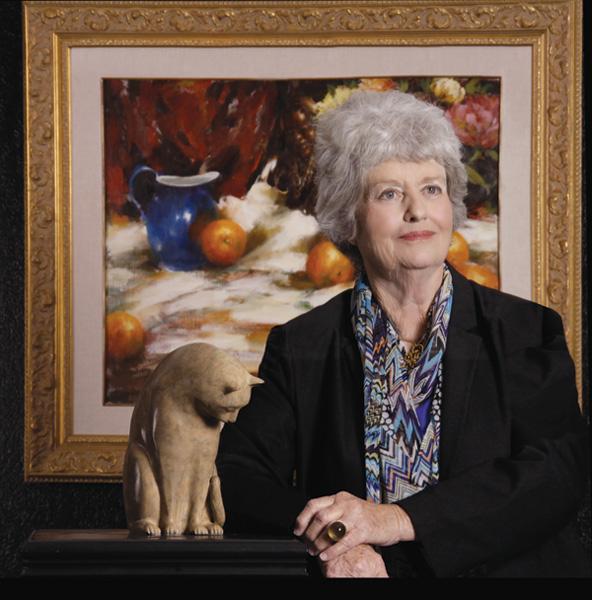 Ann Crouch   Owner/Founder, Sunset Art Gallery, Galleries at Sunset Center, Amarillo Art Institute, Amarillo, TX