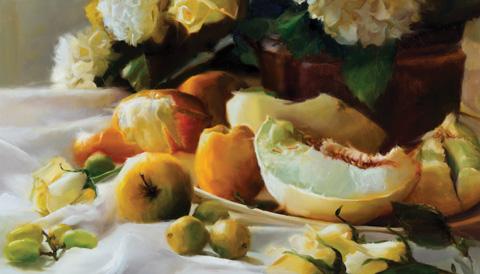 Spotlight | Oil Painters of America Show