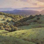 Dennis Doheny, La Niña, oil, 34 x 40.