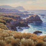 Dennis Doheny, Salt and Sage, oil, 34 x 40.