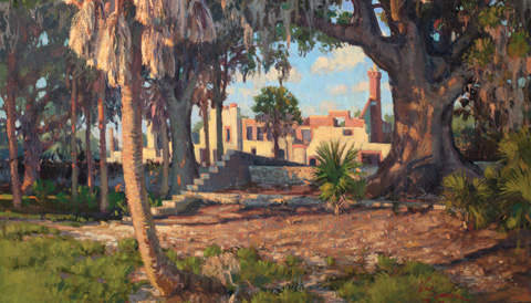 Show Preview | Plein-Air Painters of America