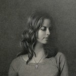 Meghan N. Sours, What Tomorrow May Bring, charcoal, 14 x 18.