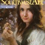 Southwest Art September 2014 cover