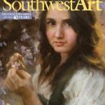Southwest Art September 2014 cover
