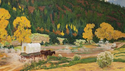 Auction Preview   Jackson Hole Art Auction