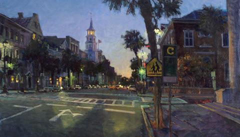 Portfolio   The Painted City