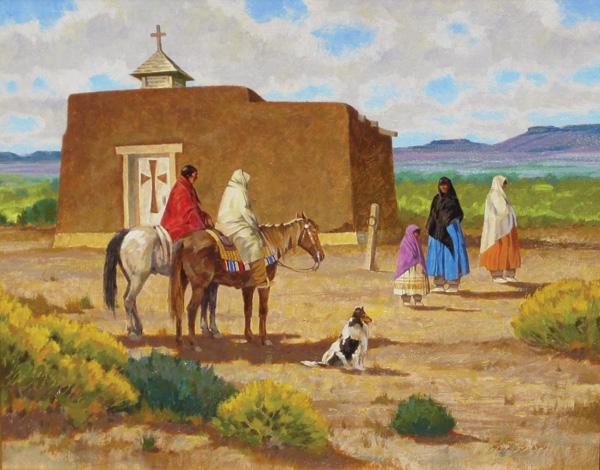 The Faithful by Kim Mackey