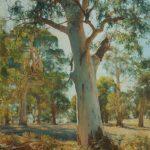 John McCartin, Morning Song, oil, 26 x 21.