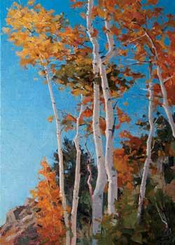 Autumn Adagio by John Taft