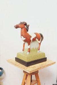 A Sculpture by David Everett