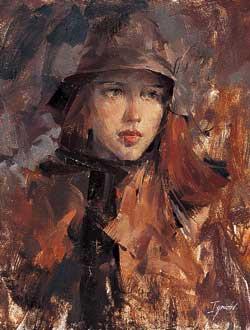 Adrianne by Ignat Ignatov