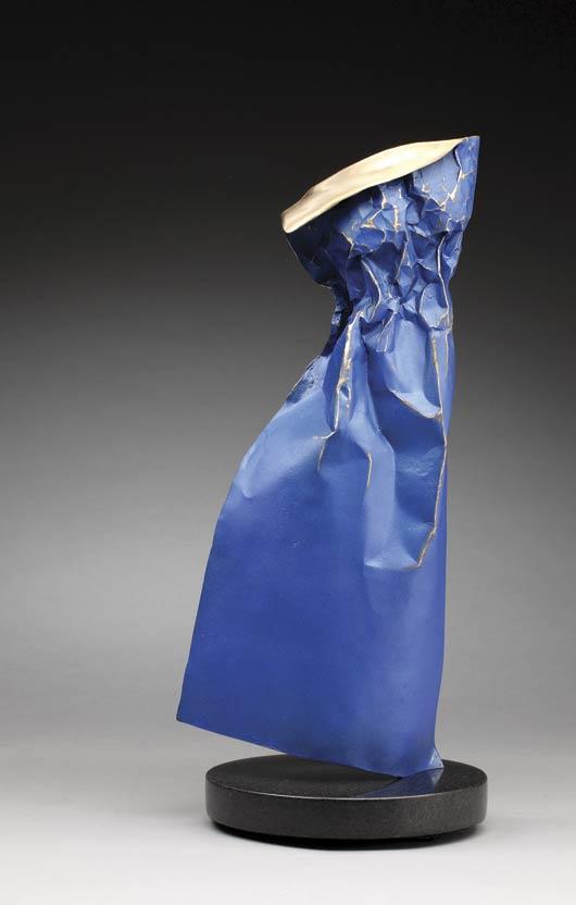 Kevin Box, Lazuli's Dress, 20 x 8 x 9.
