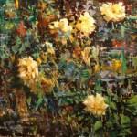 Yellow Roses by Robert Spooner
