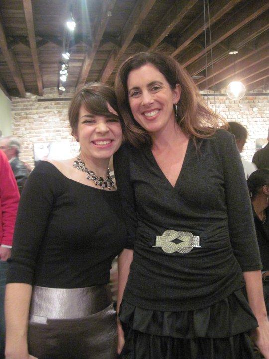 Mia Bergeron and Shannon Runquist