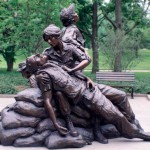 Glenna-Goodacre_vietnam-women's-memorial