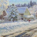 Winter Orchstration, Markleeville Coda by Charles Muench