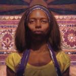 Ashanti, oil, 30 x 20, by Scott Burdick