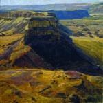 Umatilla Rock by George Carlson