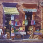 Tom Hill, Sidewalk Market