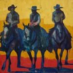 Duke Beardsley, Tres Hombres