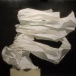Daniel Adel, Clio, oil, 71 x 59, Arcadia Gallery.