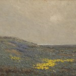 Granville Redmond, Coastal Wildflowers, Bonhams.