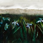 Andrew Wyeth, Irises, Charleston Art Auction.