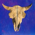 Dan Bodelson, BuffaloTracks, acrylic, 48 x 48.