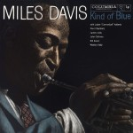 Carl Kunz, Miles Davis: Kind of Blue, oil, 36 x 36.