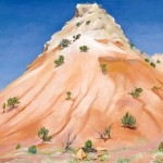 Hill by Georgia O'Keeffe