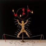 Scott Fraser | Great Ring of Fire, oil, 31 x 33.