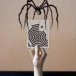 Scott Fraser | Spider Lullaby, oil, 24 x 18.
