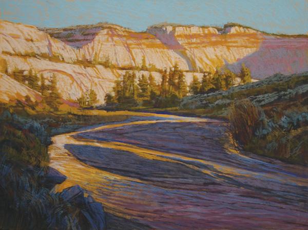 Arlene Braithwaite | landscape painting