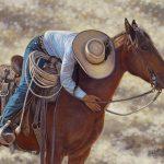 Ann Hanson, Atta Boy, oil, 12 x 16.