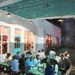 Mark Bailey, Xiao Bao Nocturne, oil, 40 x 30.
