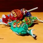 Kari Tirrell, Blow Pops, pastel, 8 x 10.