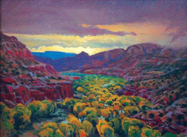 Brad Holt | landscape painting